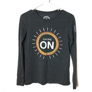 Life is Good Shine On Long Sleeve T-Shirt